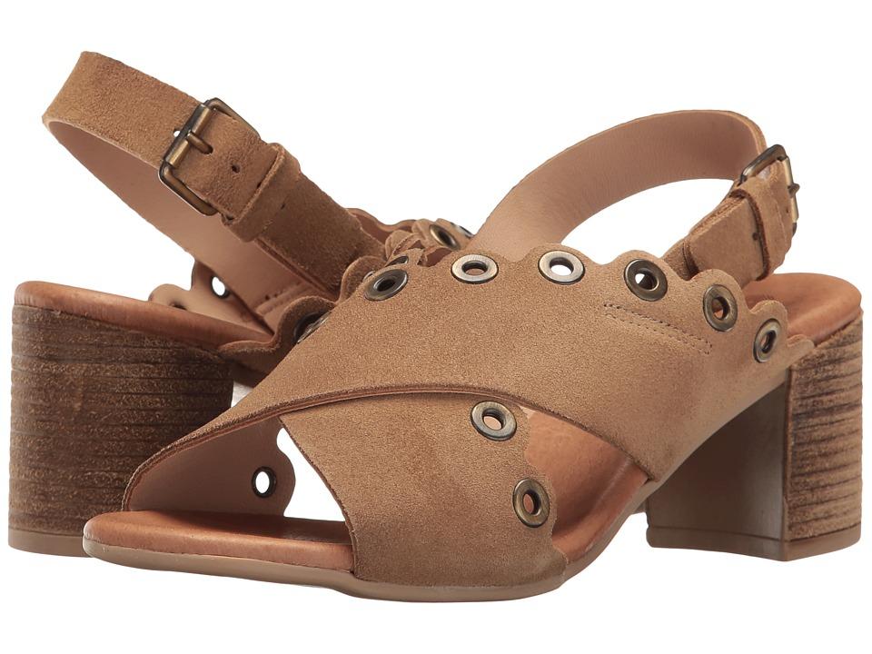 Eric Michael - Emma (Sand) Women's Shoes