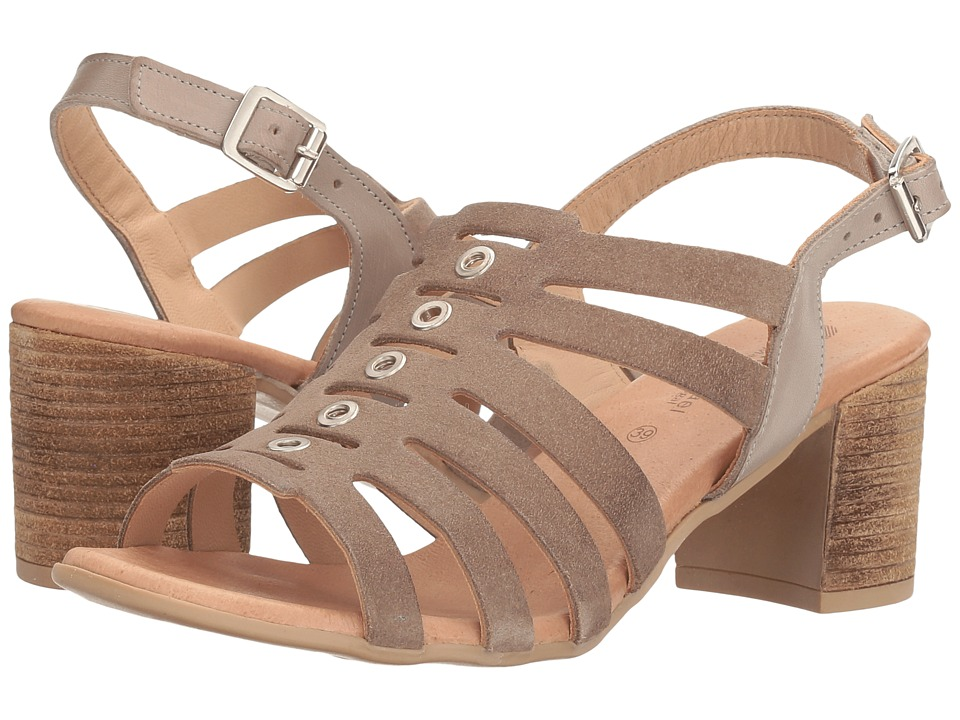 Eric Michael - Misty (Taupe) Women's Shoes
