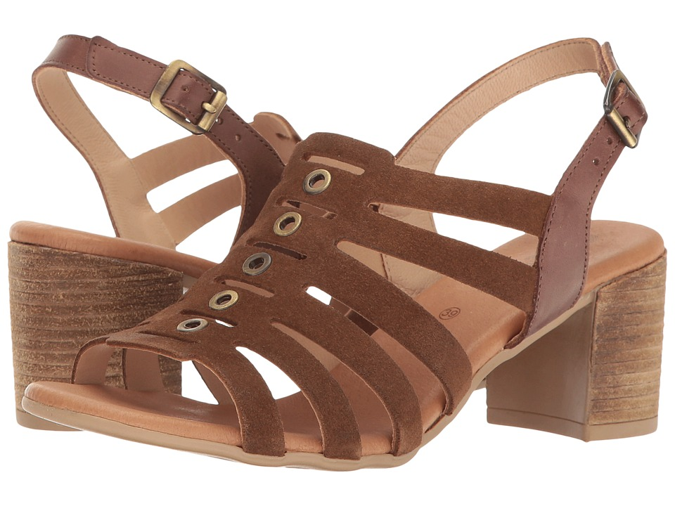 Eric Michael - Misty (Brown) Women's Shoes