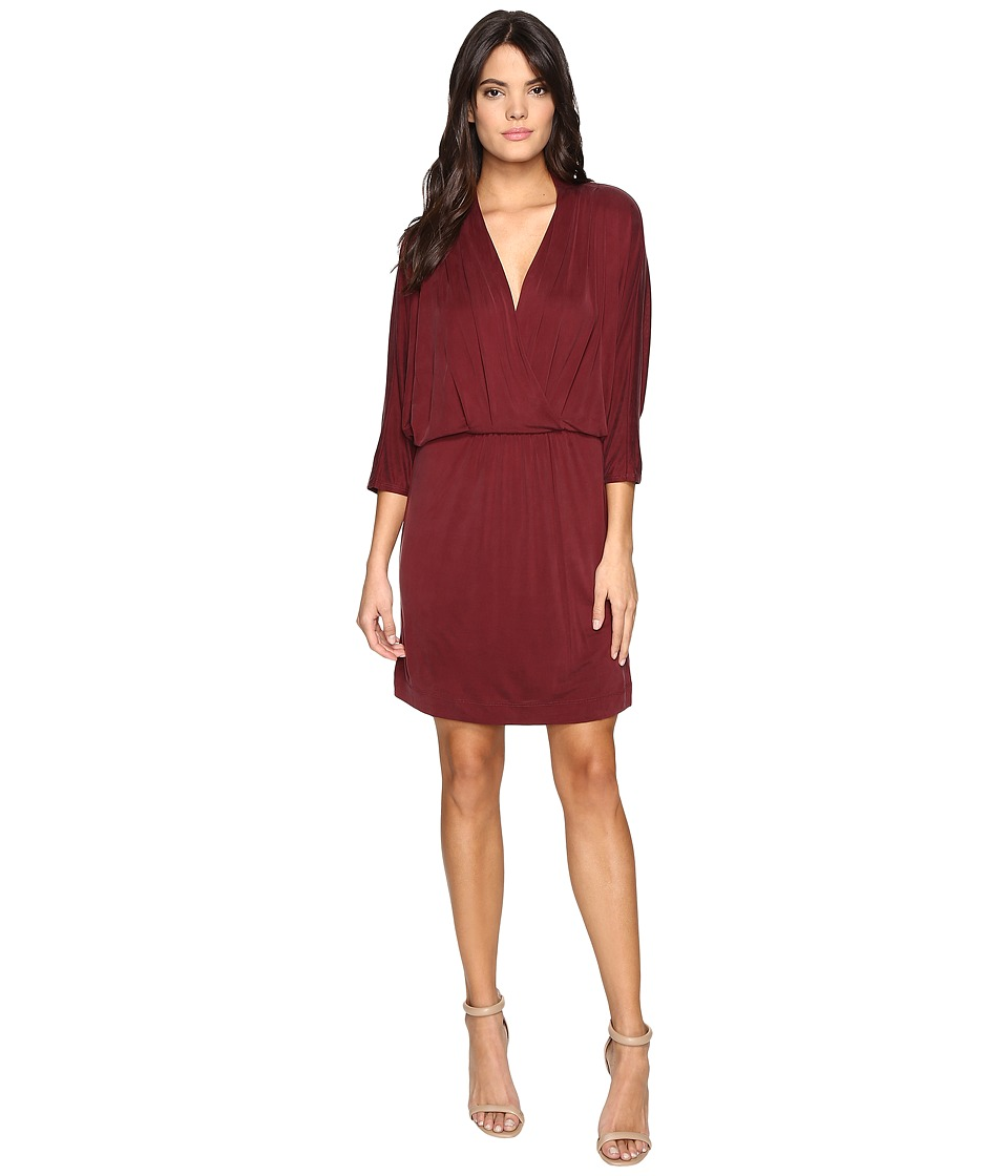 Tart Constance Dress (Tawny Port) Women