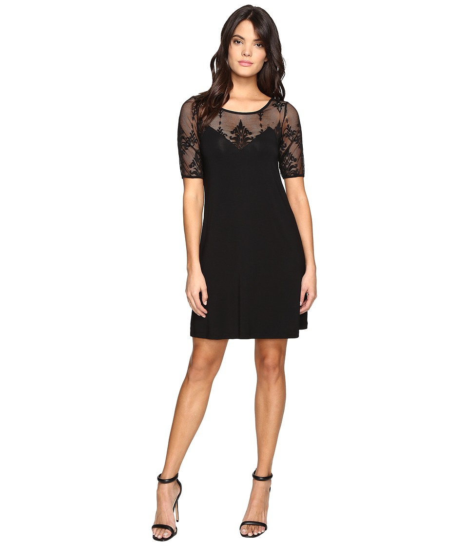 Tart - Jessar Dress (Black) Women's Dress