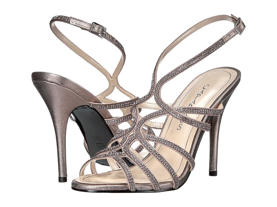 Caparros - Helena (Mushroom Metallic) High Heels