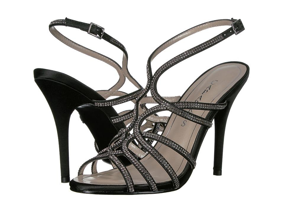 Caparros - Helena (Black/Tint) High Heels