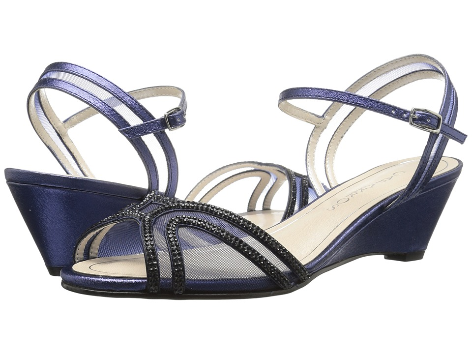 Caparros - Hilton (Navy Metallic) Women's Shoes