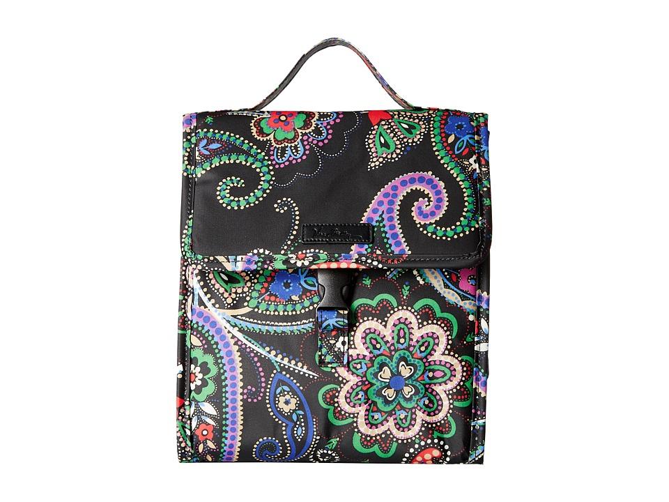 Vera Bradley - Lunch Sack (Kiev Paisley) Bags