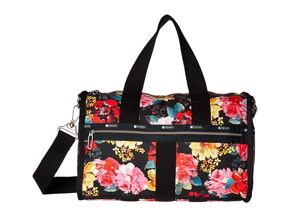 LeSportsac Luggage - CR Small Weekender (Romantics Black) Weekender/Overnight Luggage