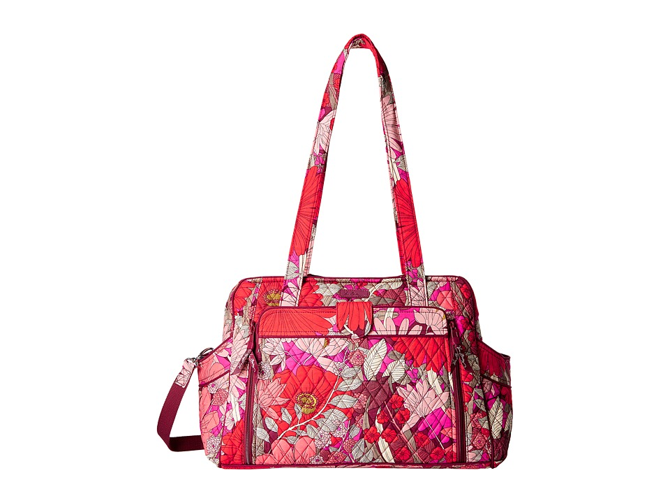 Vera Bradley - Stroll Around Baby Bag (Bohemian Blooms) Diaper Bags