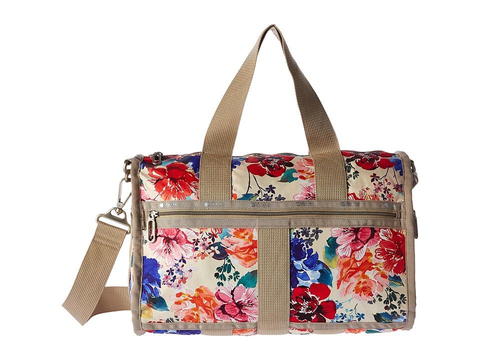 LeSportsac Luggage - CR Small Weekender (Romantics Cream) Weekender/Overnight Luggage