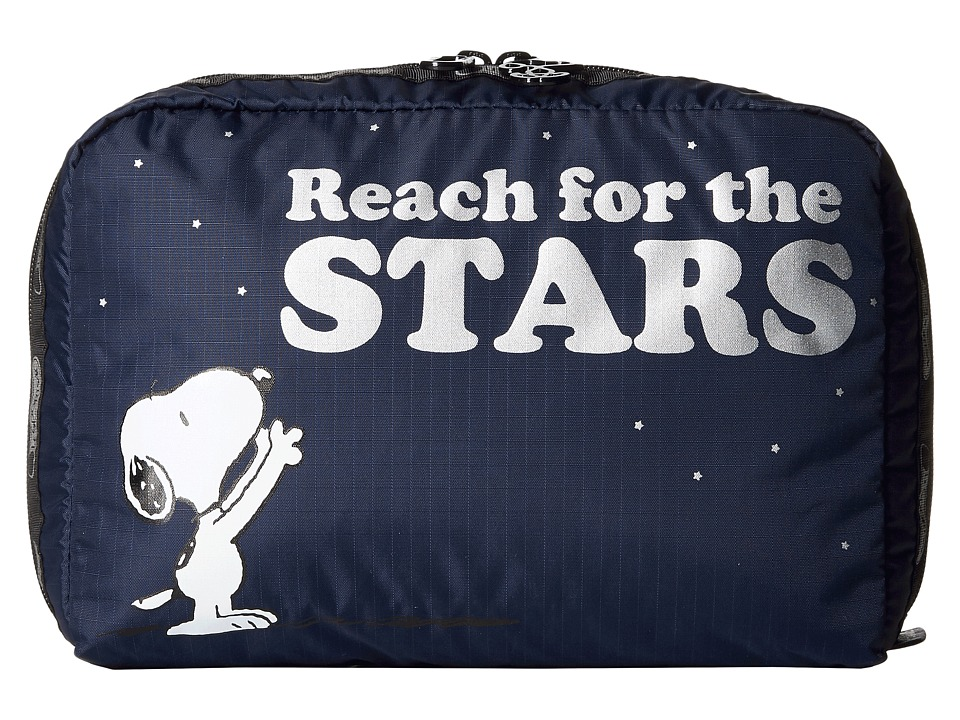 LeSportsac Luggage - Extra Large Rectangular Cosmetic (Reach For The Stars) Cosmetic Case