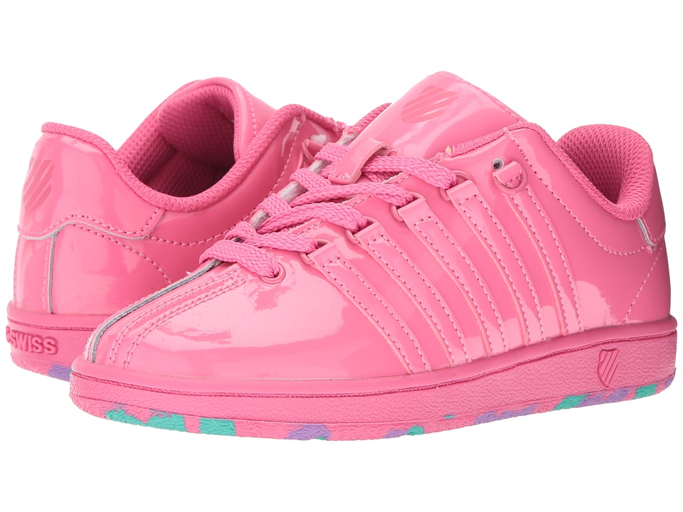 K-Swiss Kids - Classic VN (Little Kid) (Pinkberry) Girl's Shoes