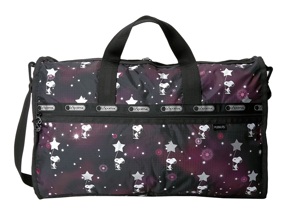 LeSportsac Luggage - Large Weekender (Snoopy in The Stars) Duffel Bags