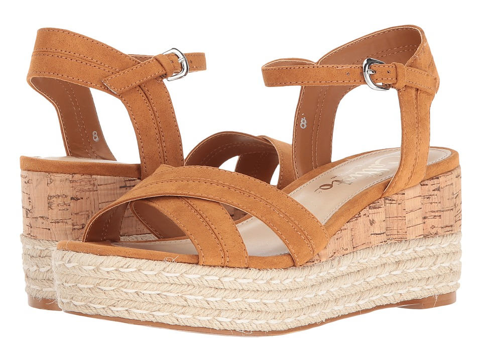 Callisto of California Ofelia (Cognac Suede) Women