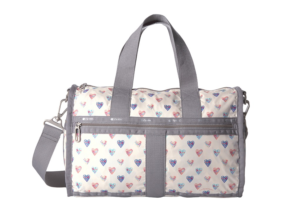 LeSportsac Luggage - CR Small Weekender (Heartfelt) Weekender/Overnight Luggage