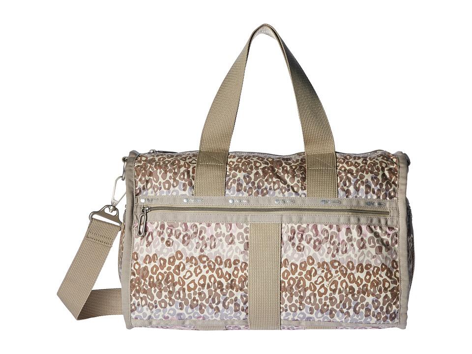 LeSportsac Luggage - CR Small Weekender (Cheetah Cascade) Weekender/Overnight Luggage