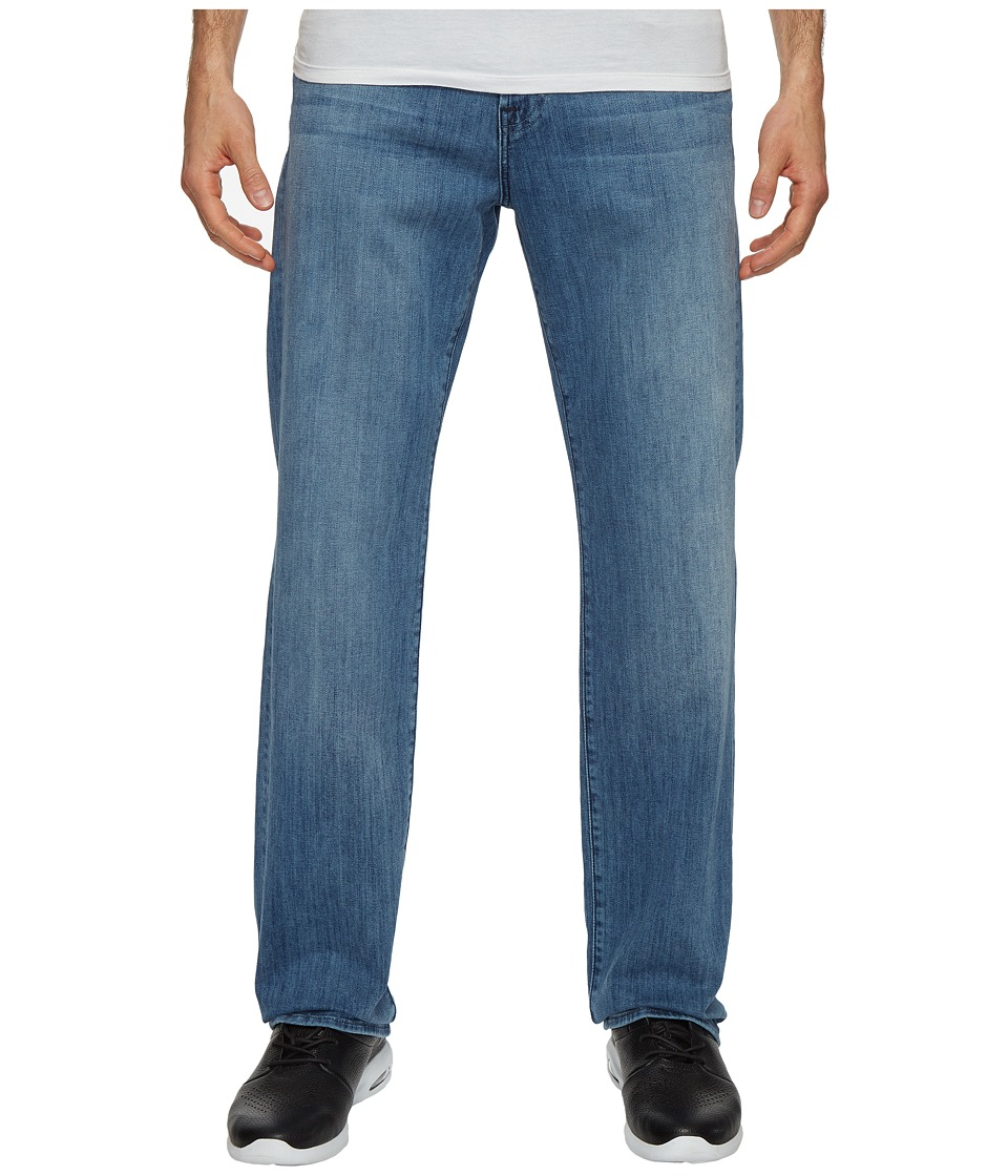 7 For All Mankind - Luxe Performance Austyn Relaxed Straight in Gratitude (Gratitude) Men's Jeans