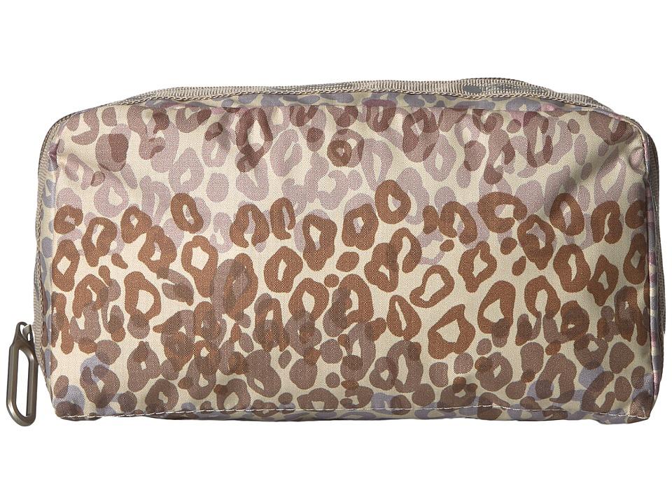 LeSportsac - Essential Cosmetic Case (Cheetah Cascade) Cosmetic Case