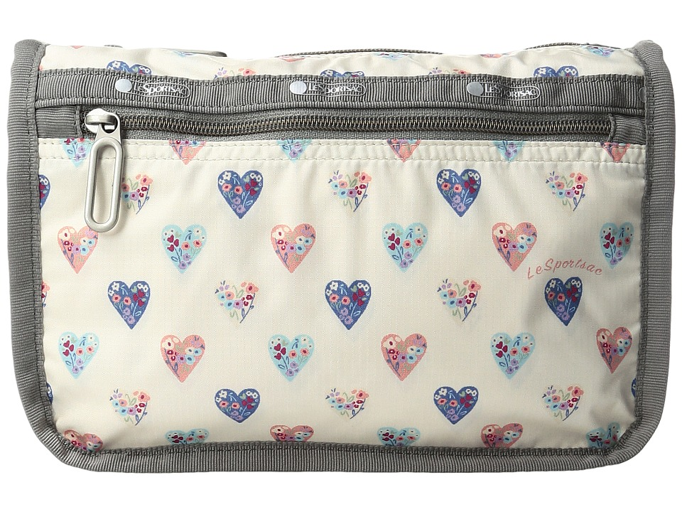 LeSportsac - Everyday Cosmetic Case (Heartfelt) Cosmetic Case