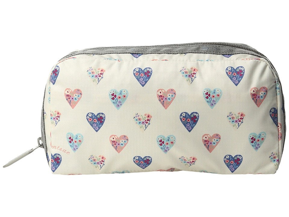 LeSportsac Essential Cosmetic Case (Heartfelt) Cosmetic Case
