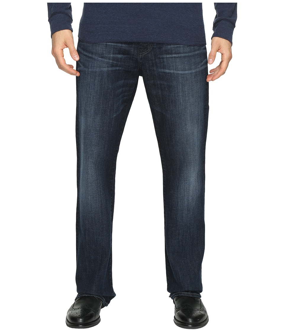 7 For All Mankind - Brett Bootcut in Olympic Blue (Olympic Blue) Men's Jeans