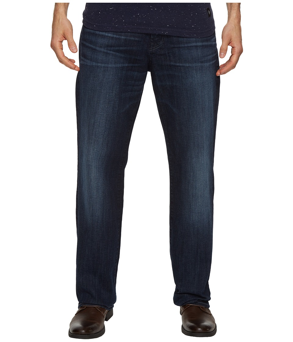 7 For All Mankind - Austyn Relaxed Straight Leg in Olympic Blue (Olympic Blue) Men's Jeans