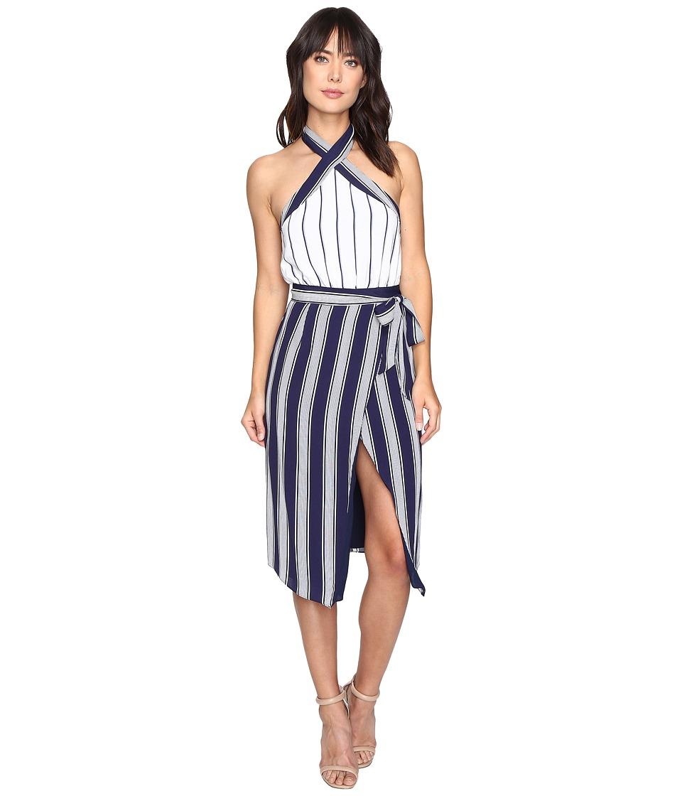 Lovers + Friends Noemi Dress (Stripe) Women