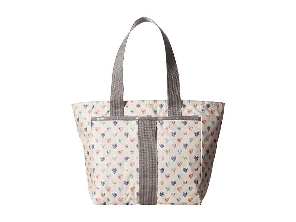 LeSportsac - Everyday Tote (Heartfelt) Tote Handbags