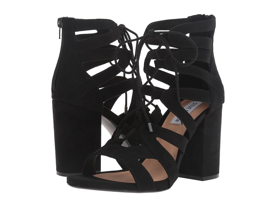 Steve Madden - Gal (Black) High Heels