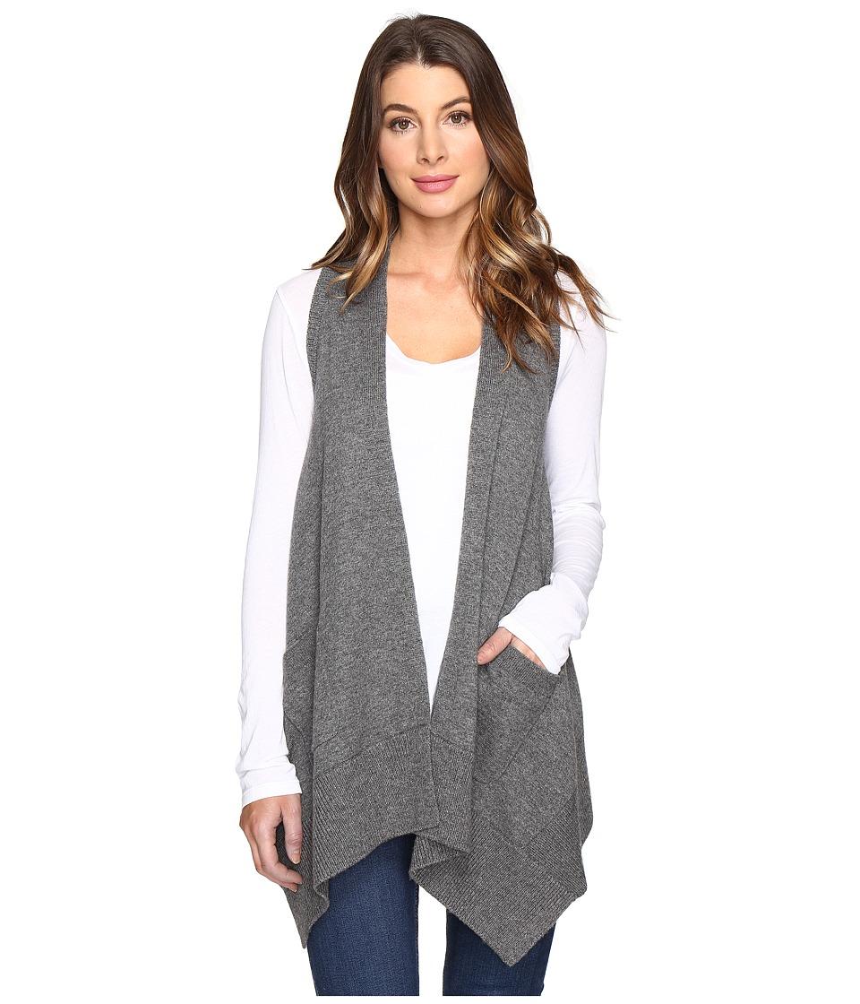 Splendid - Miramar Vest (Heather Cinder) Women's Vest