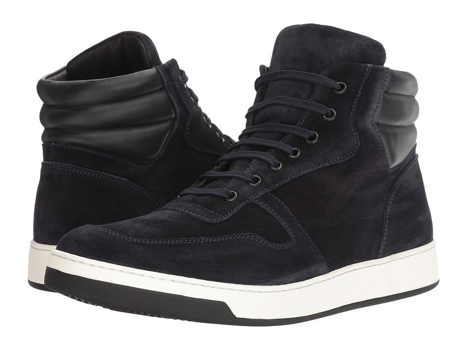 BUGATCHI - Voltera Sneaker (Blue) Men's Shoes