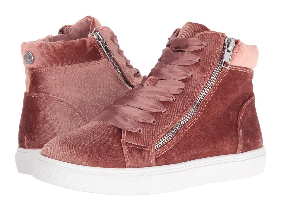 Steve Madden - Earnst-V (Blush Velvet) Women's Shoes