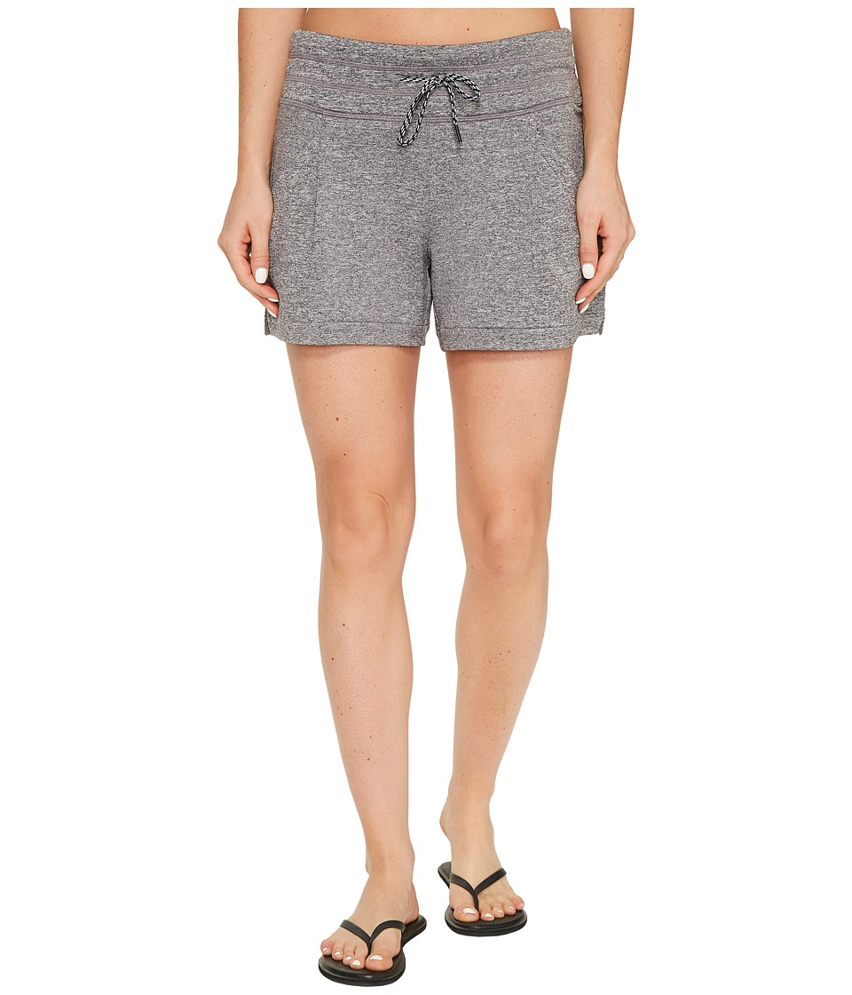 Lucy - Full Potential Shorts (Lucy Black Heather) Women's Shorts