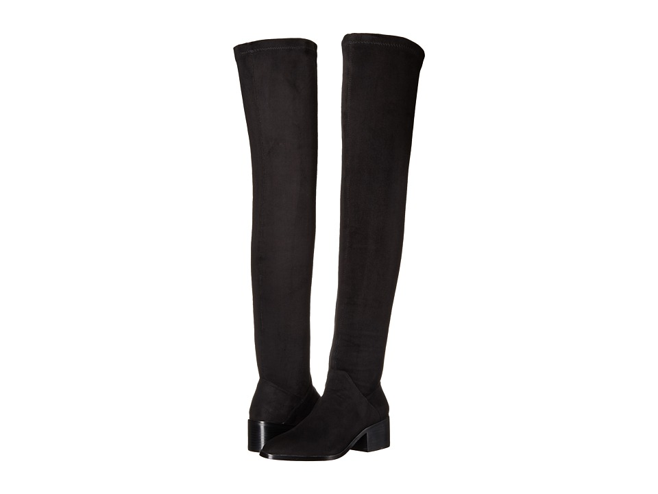 Steve Madden - Gabriana (Black) Women's Boots