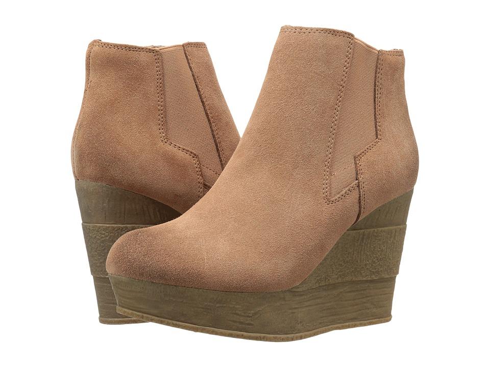 Sbicca - Katia (Tan) Women's Boots