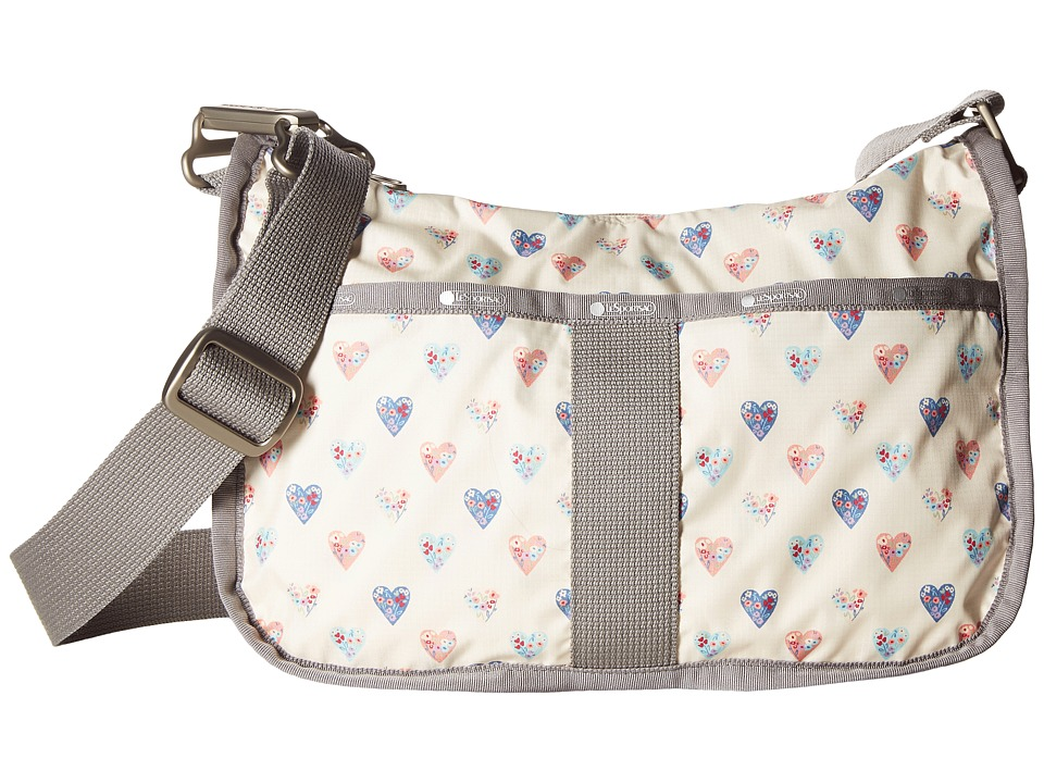 LeSportsac - Essential Hobo (Heartfelt) Hobo Handbags