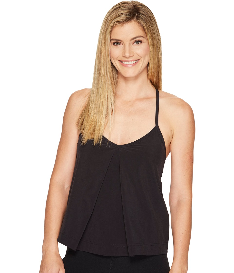 Lucy Unhindered Bra Top (Lucy Black) Women