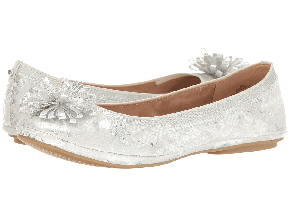 Bandolino - Eloy (Silver Multi Spotted Reptile) Women's Sandals