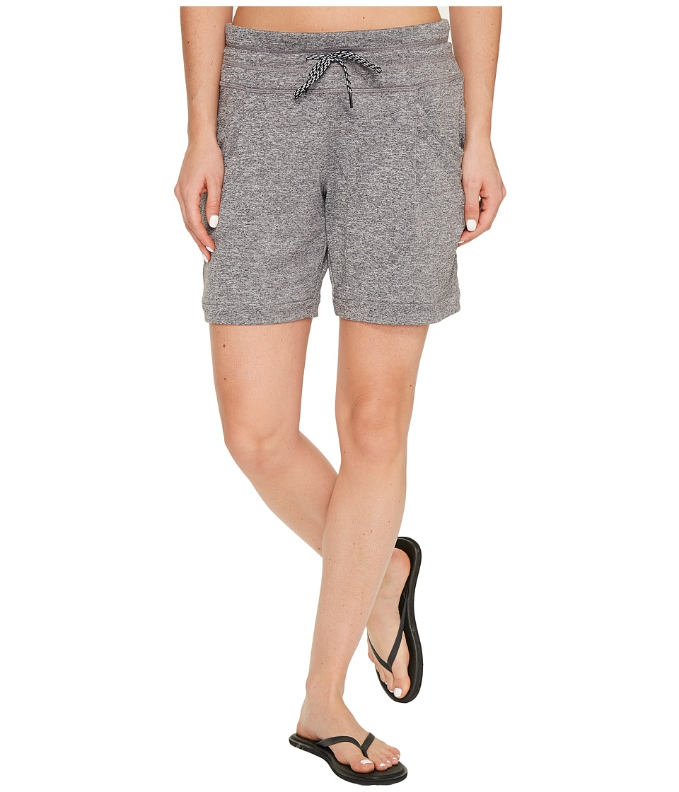 Lucy - Full Potential 7 Shorts (Lucy Black Heather) Women's Shorts