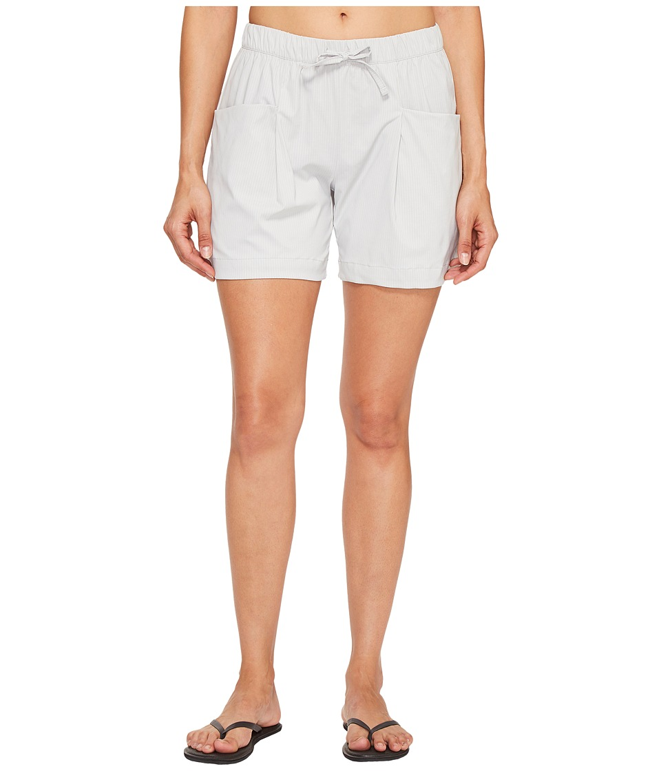 Lucy - Rogue Shorts (Jet Stream/Dove Grey Stripe) Women's Shorts
