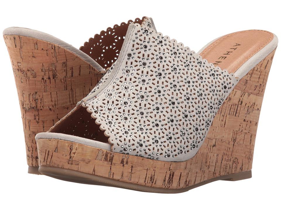 Athena Alexander - Isslaa (Grey) Women's Shoes