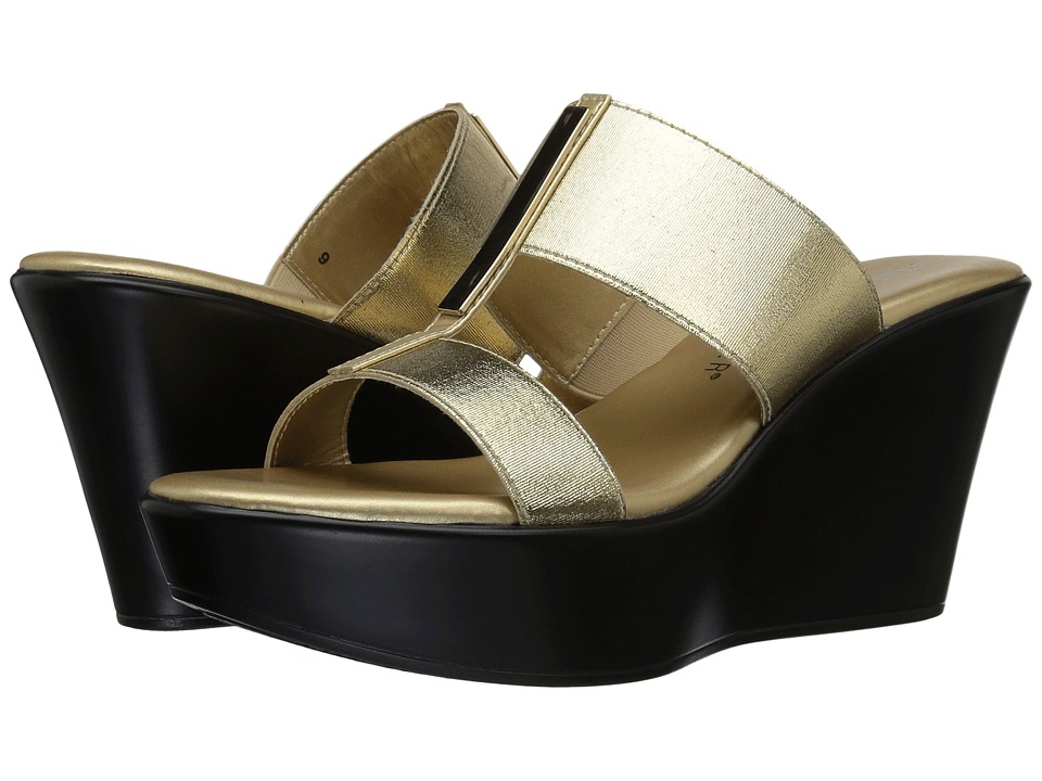 Athena Alexander - Mocha (Gold) Women's Shoes