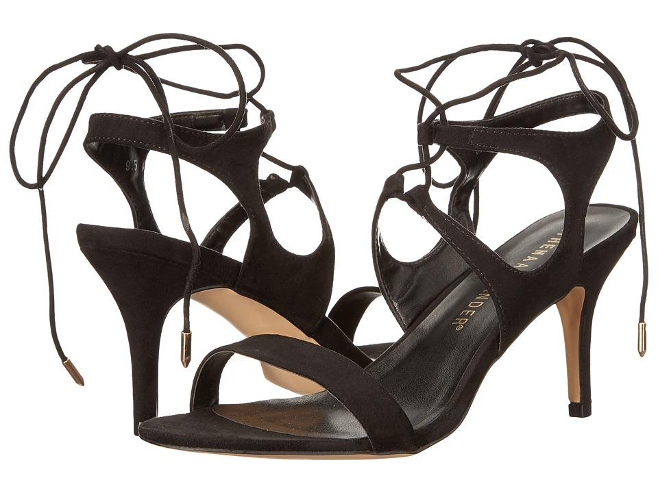 Athena Alexander - Shalamar (Black Suede) Women's Shoes