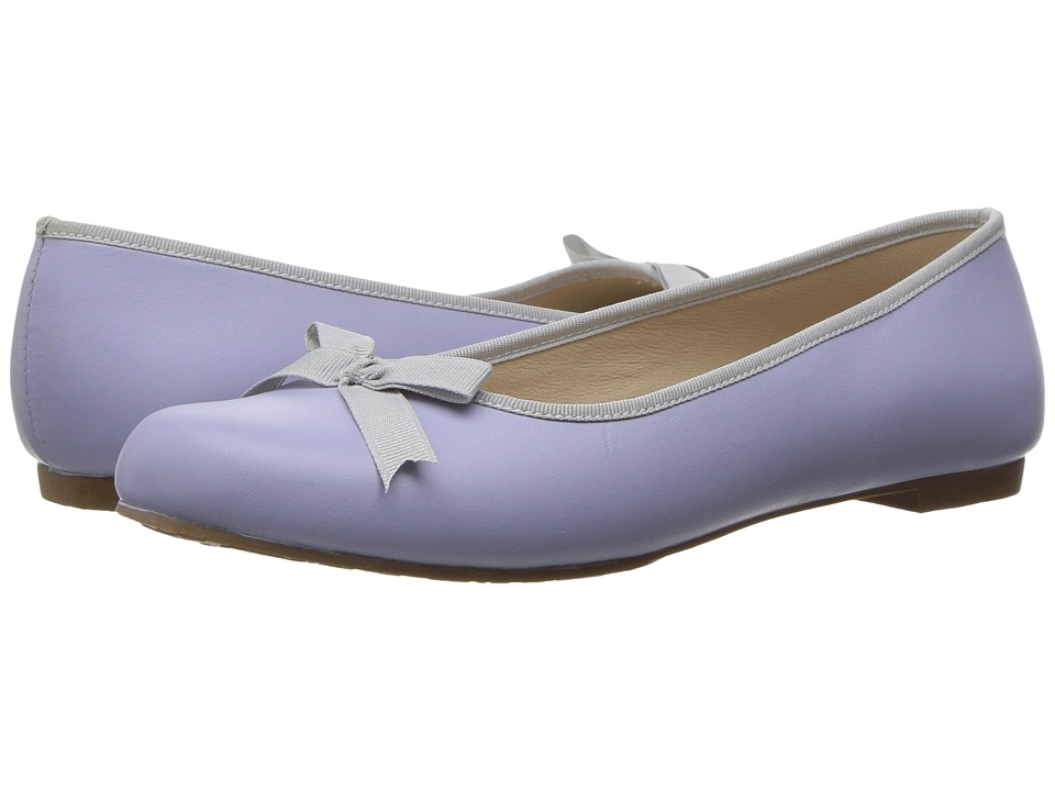Elephantito - Paris Flat (Toddler/Little Kid/Big Kid) (Lilac) Girl's Shoes