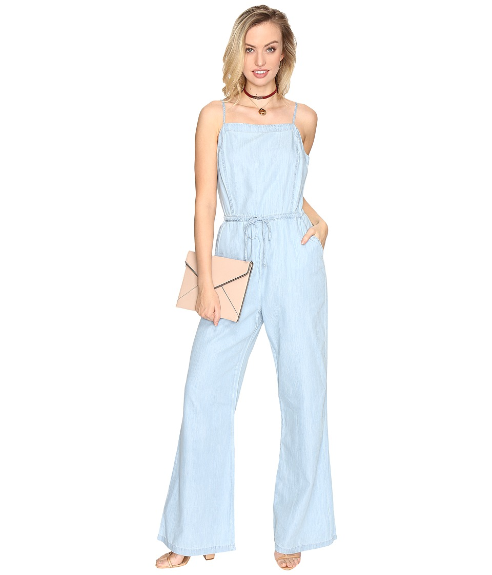 Jack by BB Dakota - Coriander Jumpsuit (Washed Out Chambray) Women's Jumpsuit & Rompers One Piece