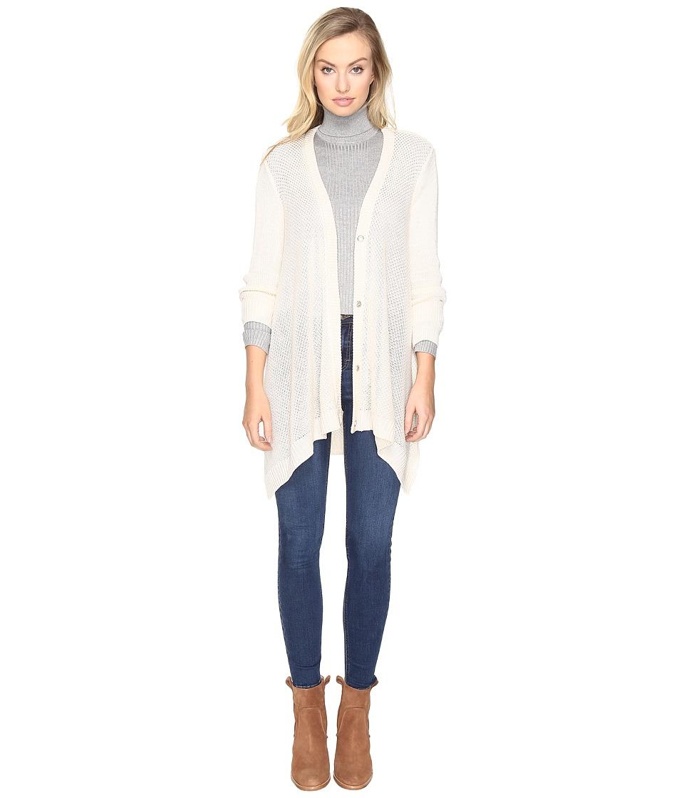 Jack by BB Dakota - Aikin Soft Buttoned Cardigan (Barely Beige) Women's Sweater