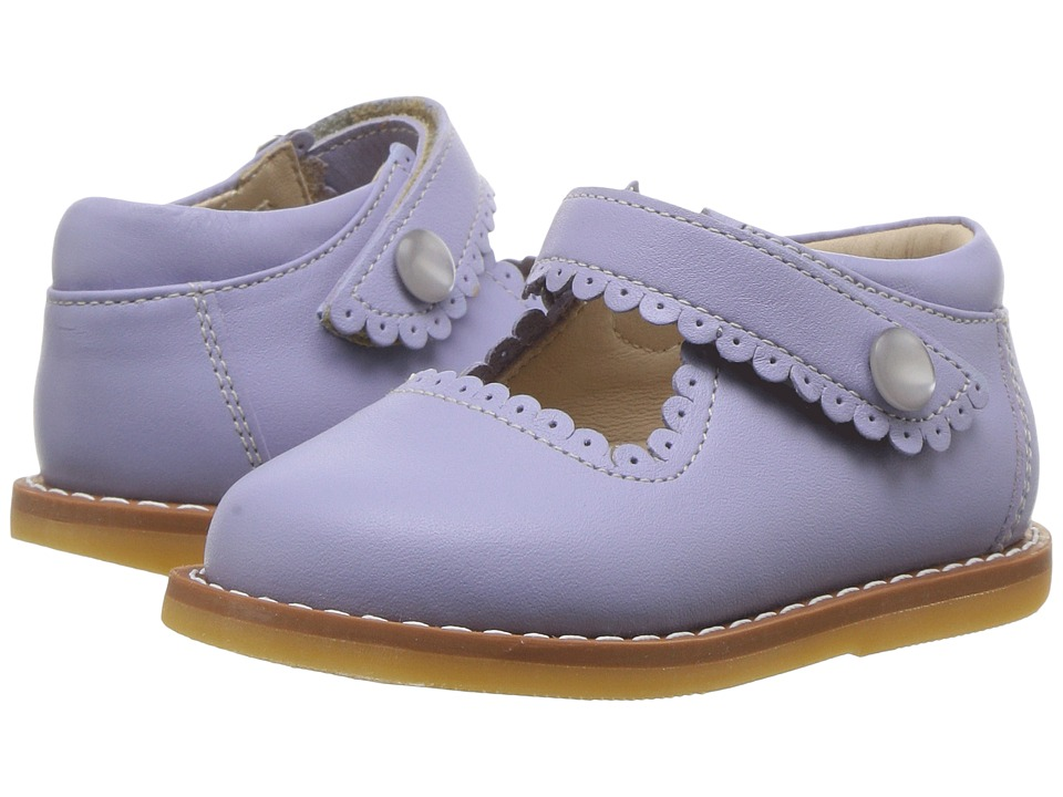 Elephantito - Mary Jane (Toddler) (Lilac) Girls Shoes