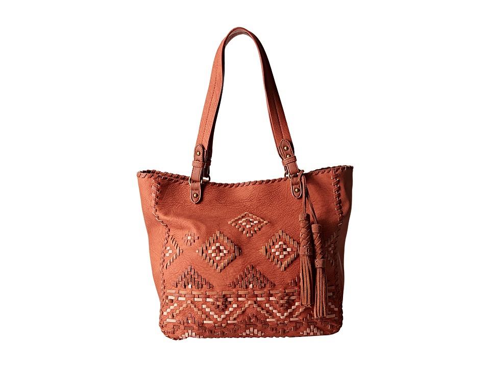 Steve Madden - Jbree Tote (Spice) Tote Handbags