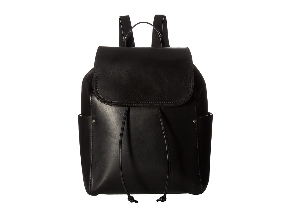 Frye - Casey Backpack (Black) Backpack Bags