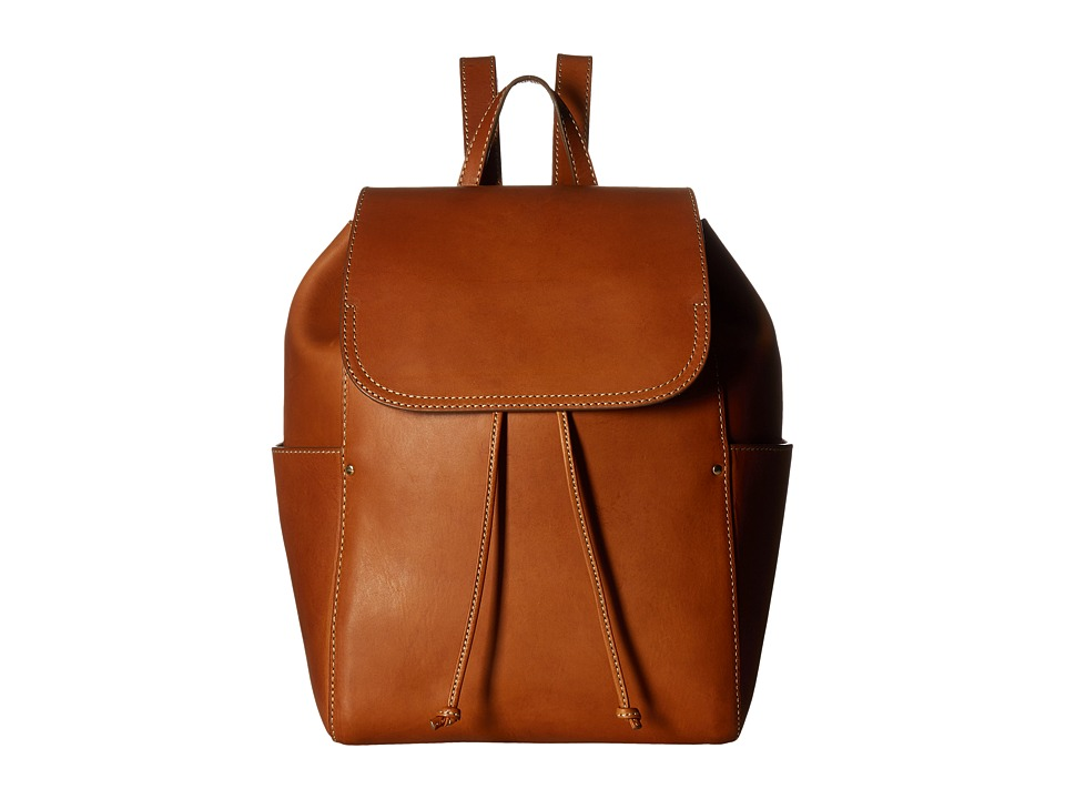 Frye - Casey Backpack (Tan) Backpack Bags