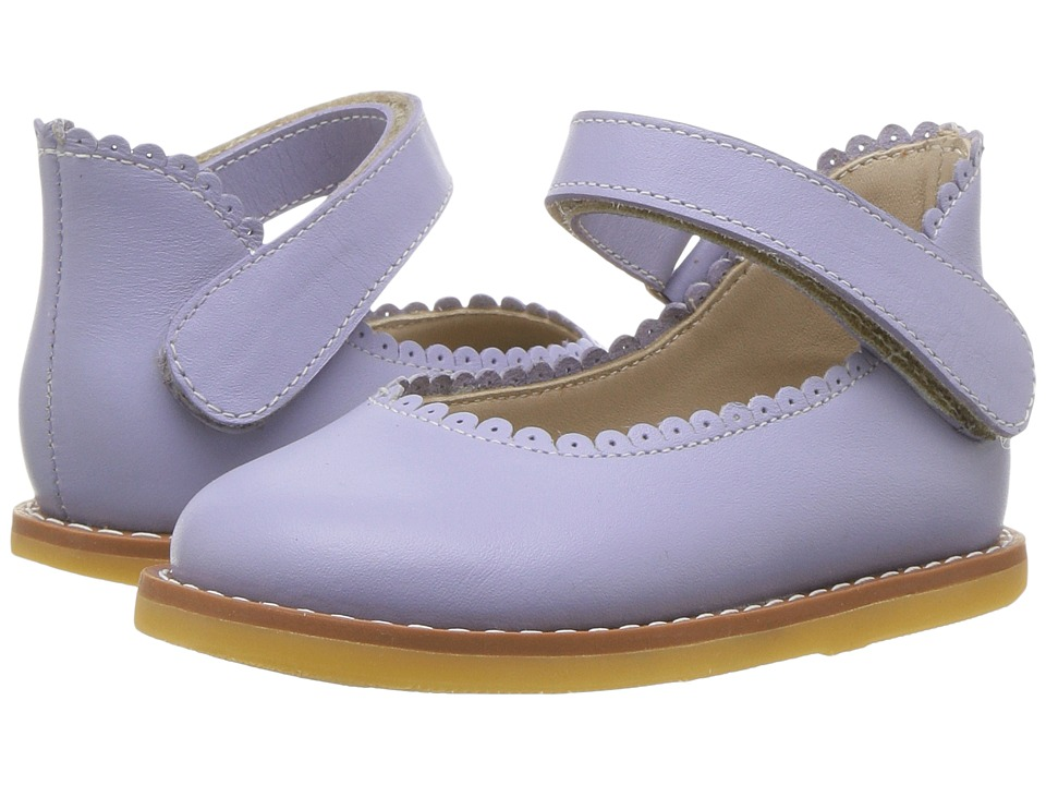 Elephantito - Ballerina (Infant/Toddler) (Lilac) Girls Shoes