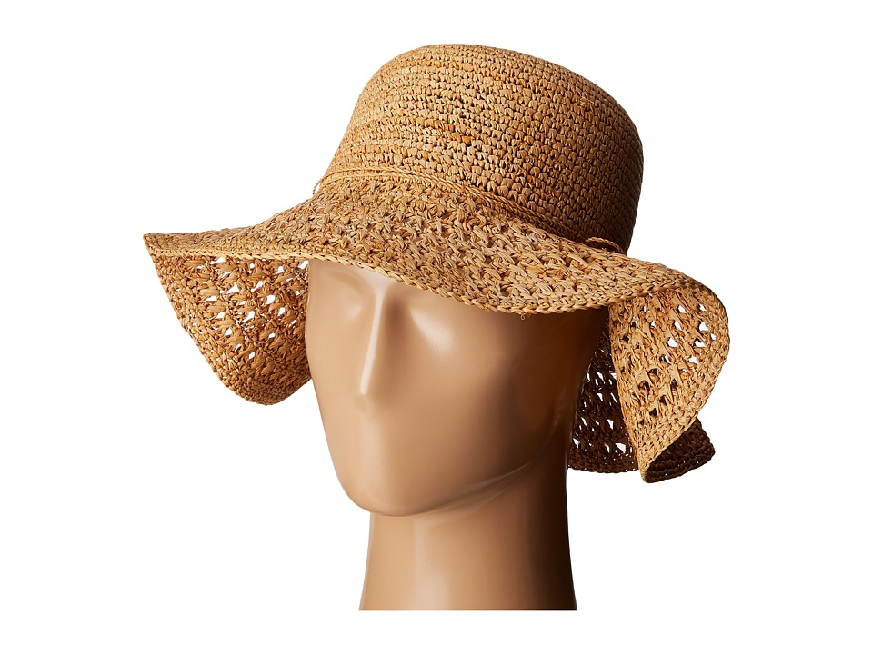 Roxy - Banana Palm Hat (Golden Apricot) Caps